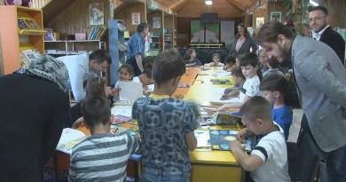 Biblioteka obeležila Svetski dan knjige