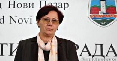 Radončić uputila čestitku povodom Dana grada