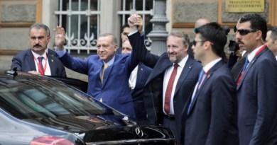 Turski predsednik Redžep Tajip Erdogan stigao u Sarajevo