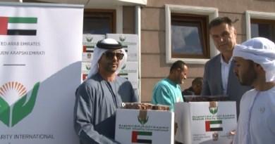 Emirati darovali najsiromašnije