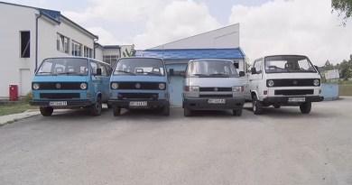 Vodovod nabavio četiri servisna vozila