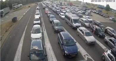 Saobraćaj umeren, duža zadržavanja samo na OVOM GRANIČNOM PRELAZU