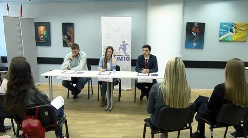 Mladi Foruma 10 na novim projektima