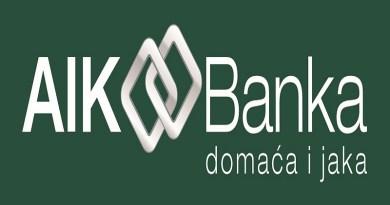 Akcijska ponuda AIK banke
