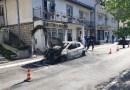 Izgoreo automobil predsednika SO Nova Varoš