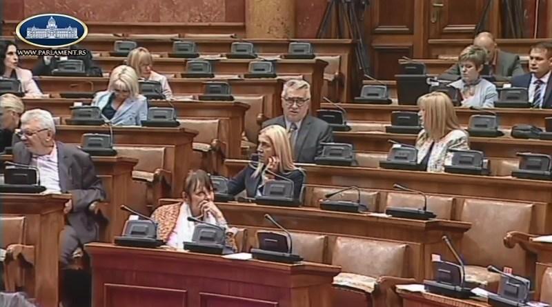 """U Skupštini Srbije o Omladinskoj radnoj akciji """"Ribariće 2019."""""""