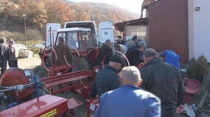 Poljoprivrednici dobili novu mehanizaciju