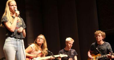 Bandjesavond in concertzaal Boogie Woogie Winterswijk