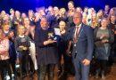 Koninklijke Erepenning voor 100-jarige muziekvereniging Concordia