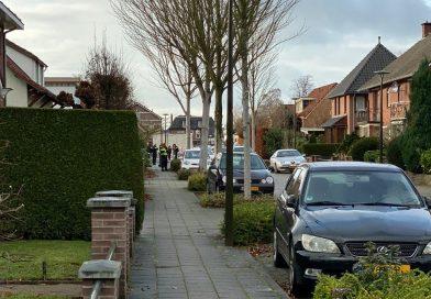 Groot politieactie bij centrum Winterswijk
