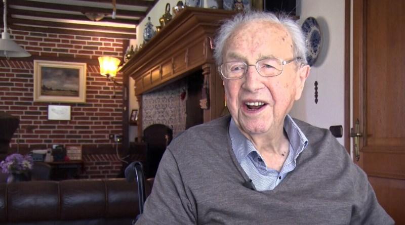 Gerard Weenink (101) overleden