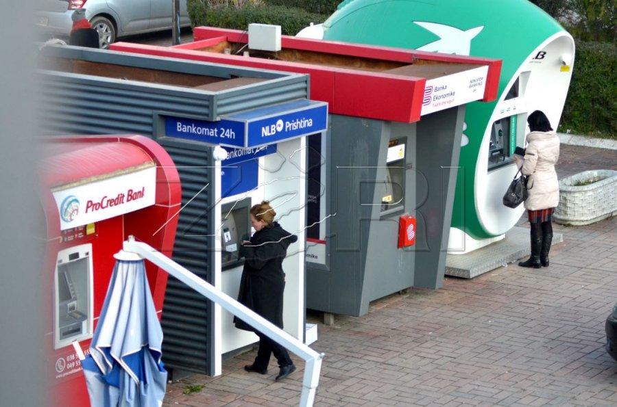 Për 11 muaj bankat fituan 82 milionë euro