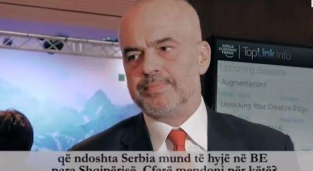Rama: Serbia hyn në BE kur të njohë pavarësinë e Kosovës!