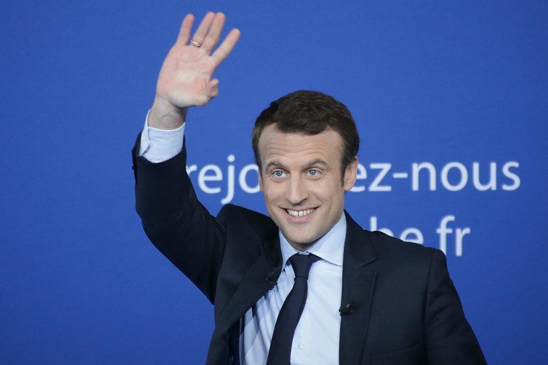 Macron, video-mesazh për maqedonasit: Votoni pro referendumit!