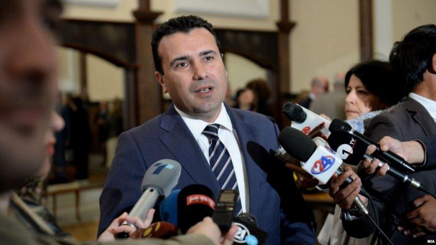 Zaev: Kërkojmë përgjigje për zhvillimet në Kuvend