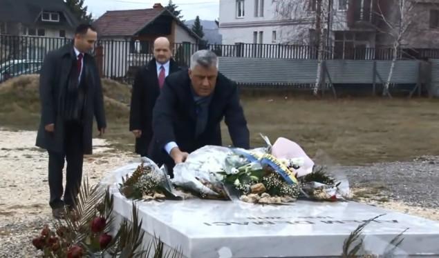 Thaçi: Adem Demaçi ishte babai i pavarësisë së Kosovës