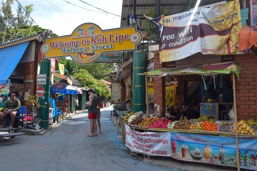 Thailands Best Islands Koh Lipe Round The World In 30