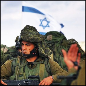 Israel openly supports the thugs