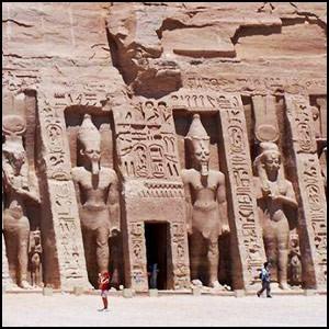 Материальные следы прошлых цивилизаций