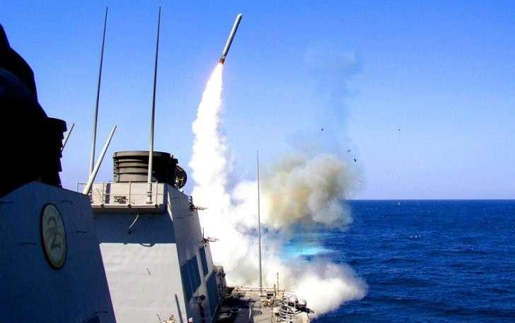 Ракетный удар по Сирии: русский «Рычаг-АВ» сбил 34 «Томагавка»
