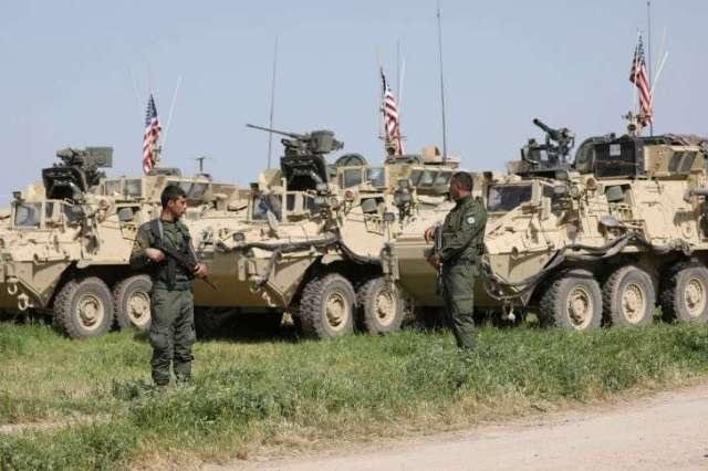 америка сирия курды ile ilgili görsel sonucu
