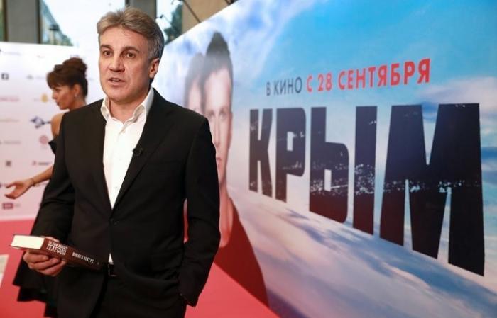 Фильм «Крым» зрители встретили бурными аплодисментами