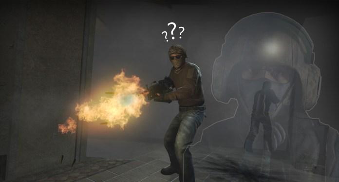 Как стать невидимым в CS:GO