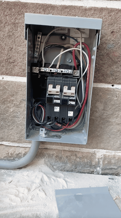 how to wire a hot tub  ru electrical service inc