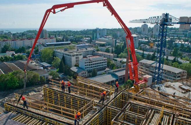 Buona novita' per fornitori dell settore edile in Russia che vogliono entrare nell mercato.