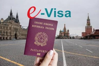 электронные визы в россию