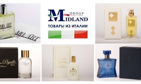 нишевая парфюмерия оптом