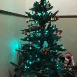 【赤】クリスマスツリーの飾り付けをしました【2017】