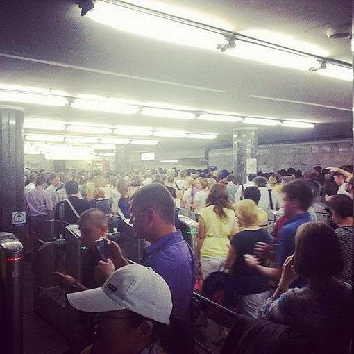 Авария в метро 15 июля   Рулента