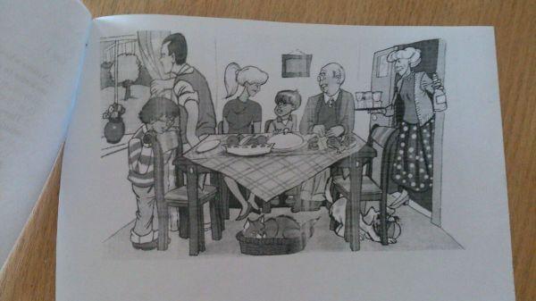 описание картины на английском - Школьные Знания.com