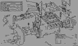 8N8591 GOV & FUEL INJ PUMP GROUP  Колесный трактор