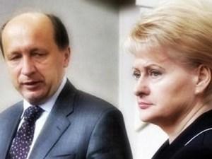 Презмдент Литвы Даля Грибаускайте и премьер-министр Литвы Андрюс Кубилюс в Москву на торжества не поедут | Фото: rian