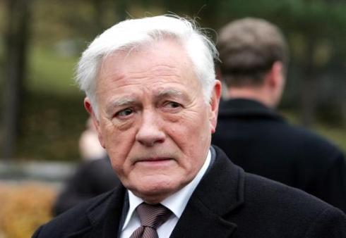 Экс-президент Литвы Валдас Адамкус