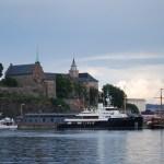 Набережная Осло просто завораживает своей красотой