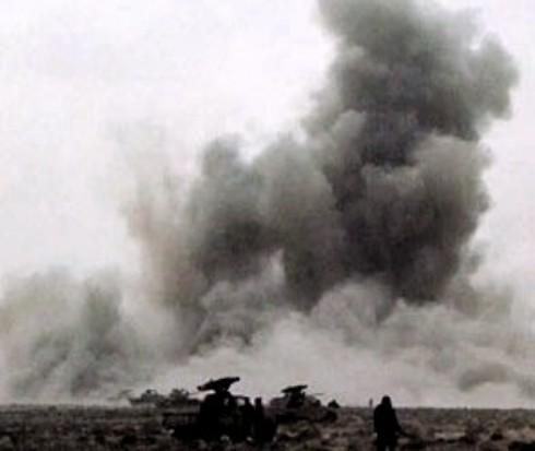 Самолеты НАТО нанесли урановый удар по ливийскому городу Сурт (Сирт)