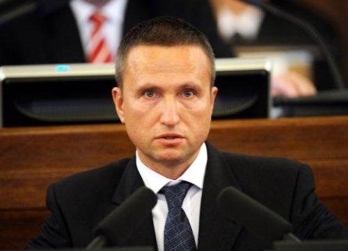 Депутат Сейма Латвии, председатель межпарламентской группы дружбы Латвия-Азербайджан Александр Саковский
