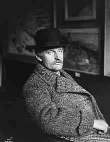 Эдвард Мунк в 1912 году