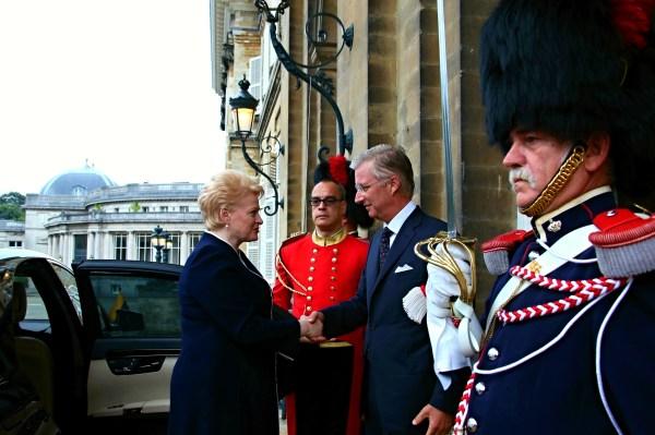 Фото: Пресс-служба Президента Литвы