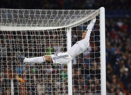 Благодаря таланту и работе над собой Роналду превратился в совершенную машину по забиванию голов.
