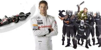 ExxonMobil, Mobil 1, Формула-1, Сочи, McLaren Mercedes
