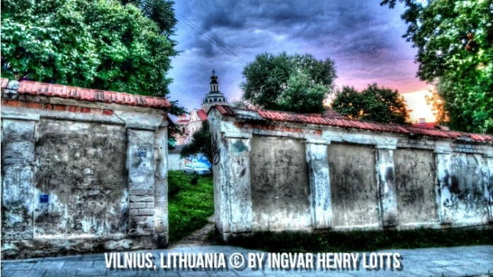 Вильнюс - старый город