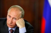 А Путину каравай не достался