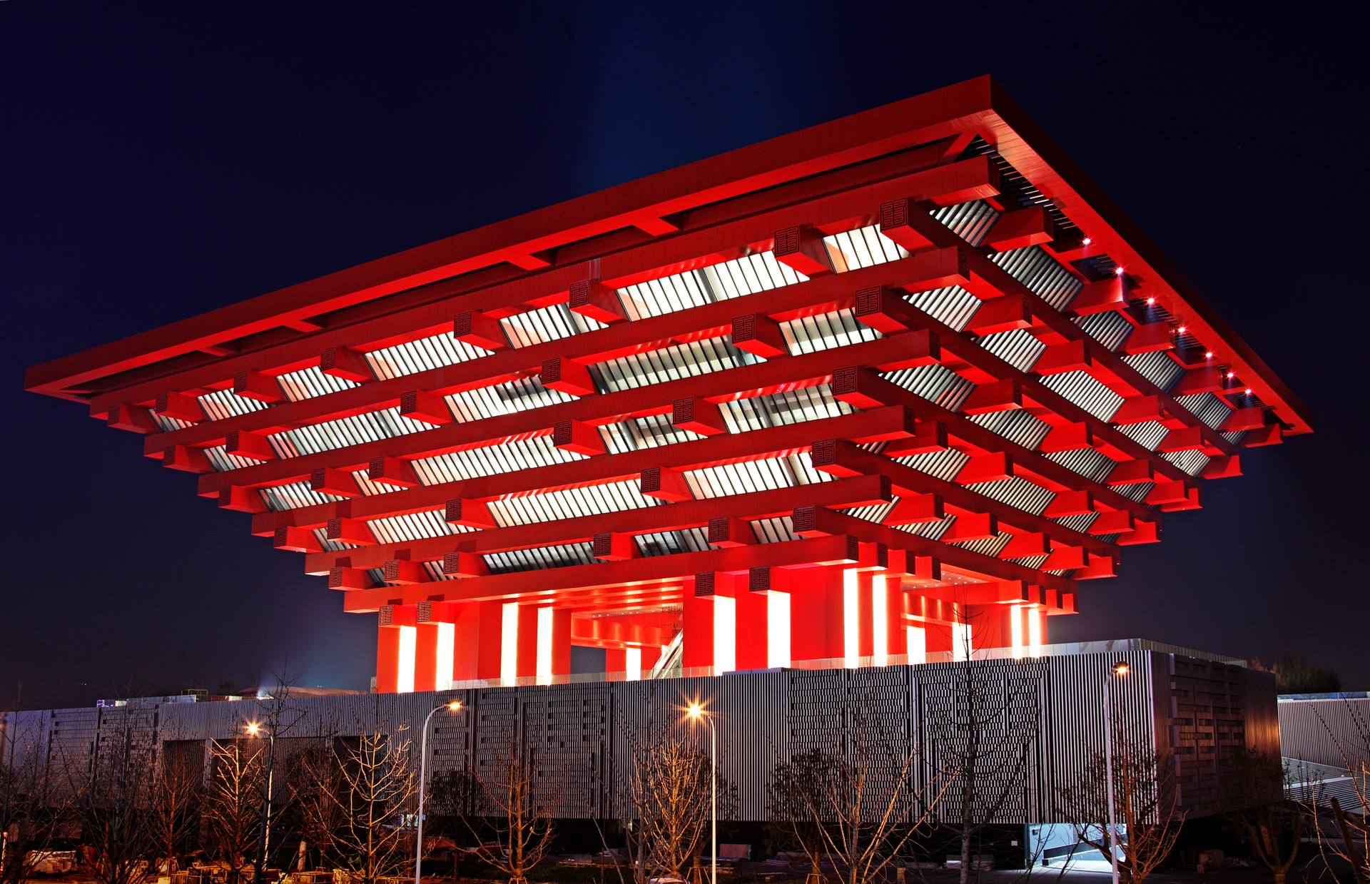 Выставки в Китае в 2018