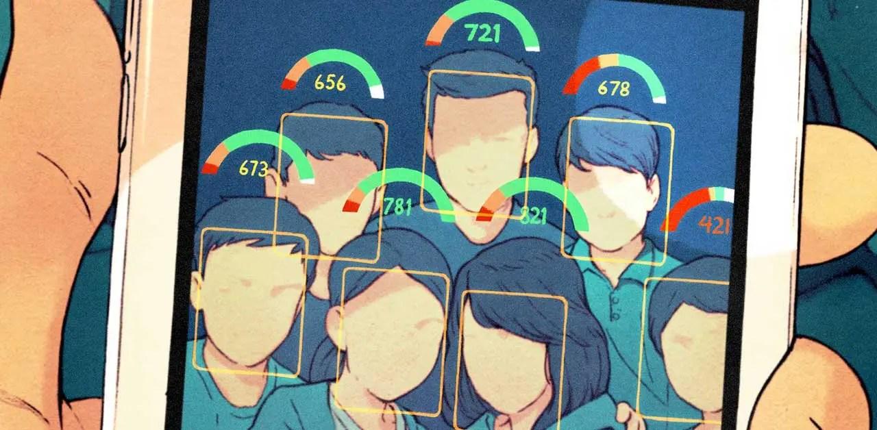 Система «социального доверия» в Китае