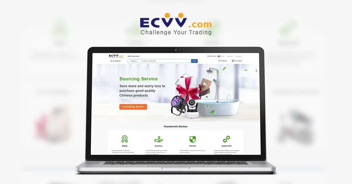 ECVV — Китайская b2b платформа