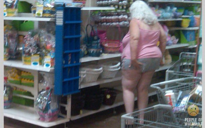 Интересные люди в супермаркетах. Часть 6. (78 фото)